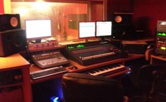 Studio Phillipe leRouge (Caves à musique)